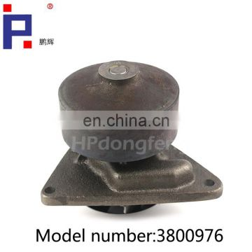 Diesel engine part 6CT 3800976 Water pump