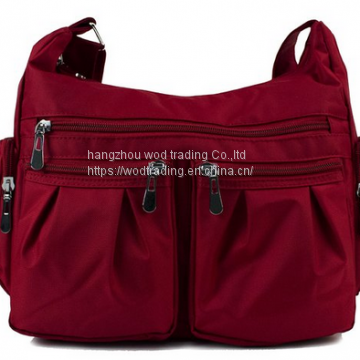 waterproof polyester messenger bag with cheap price