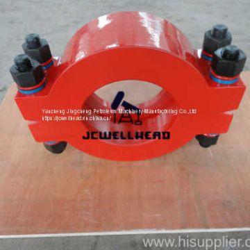 Oil WellHub Clamp No. 10 11