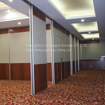 hotel operable wall,movable partition ,glass partition,flooding door