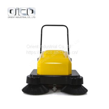 OR-P100A  mechanical sweeper of street /  battery street sweeper