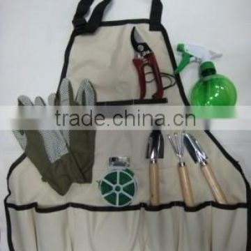 Adult Garden Apron Kits With Tools Set