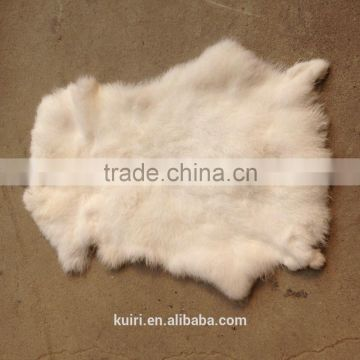 wholesale fur yarn rabbit skin pelts/ rex rabbit fur pelts 100% Genuine Rabbit Pelt