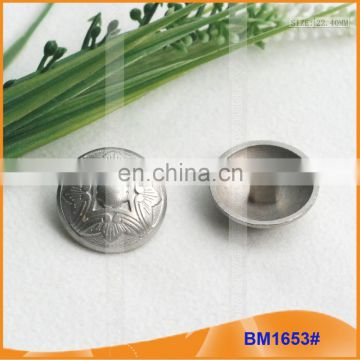 Zinc Alloy Button&Metal Button&Metal Sewing Button BM1653