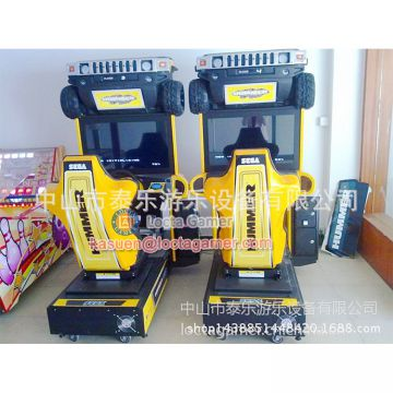 Zhongshan amusement park equipment arcade car race driving Simulator  32