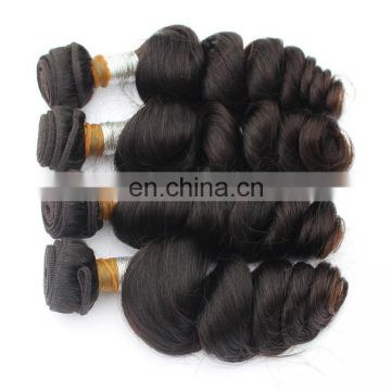 alibaba Chinese factory price virgin hair bundles human extensions for USA women