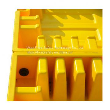 PE IBC SPILL PALLET-Low profile