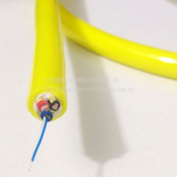 Rov Tether Underwater Cable Ce , Iso Water Resistance