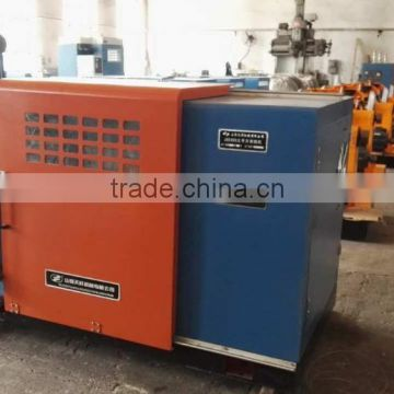 twisting machine for the wire steel