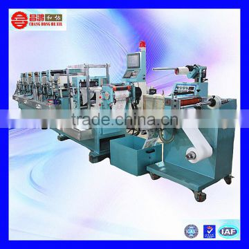 CH-300 6-colour label printing machine for roll sticker made in Shenzhen