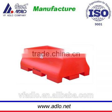 china OEM manufacturer roto moulding plastic flower pot