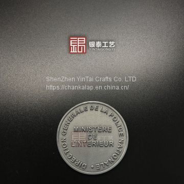 Zinc Alloy Custom coin