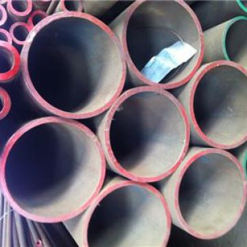 Mild Steel Gas Pipe Supply Din St52 Seamless