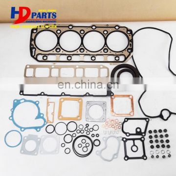 Engine Parts 4TNV106 S4D106 Cylinder Head Gasket Kit 4D106 Gasket Kit