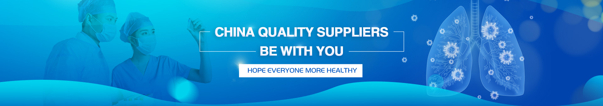 China Quality Suppliers be with You
