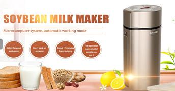 7 Wholesale Soybean Milk Machine Websites For Wholesaler